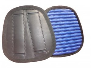 Freeform Sweat Flaps für Sättel ohne Sattelblatt