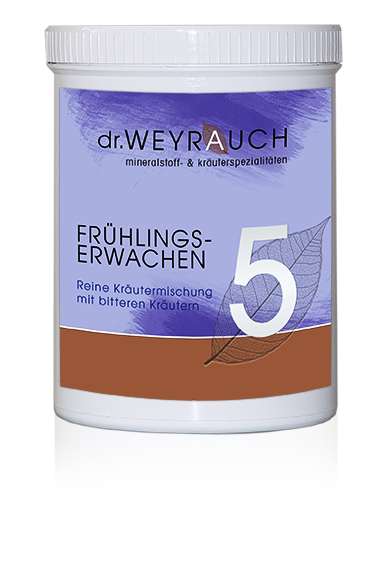 Dr. Weyrauch - Nr. 5 Frühlingserwachen - reine Kräutermischung