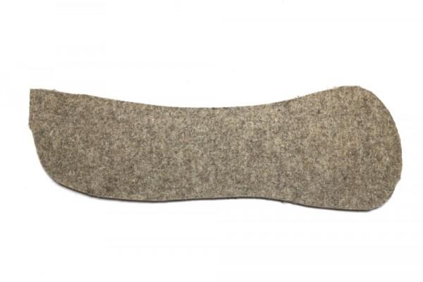 Pad Einlagen - 12mm Wollfilz - passend für Grandeur und Mattes!