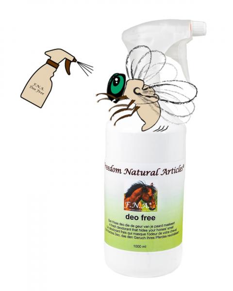 Insektenschutz - Deo Free