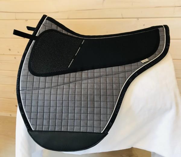 Grandeur Pad - Sattelform Freeform SB - Grau