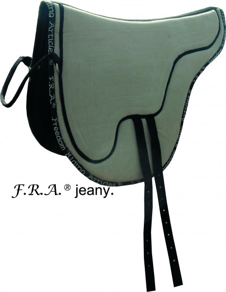 FRA Bareback Pad - Jeany
