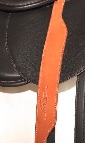 Freeform Steigbügelriemen - breit