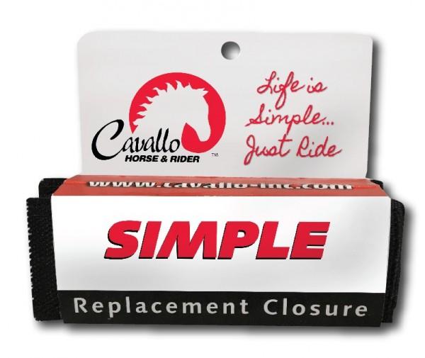 Ersatz-Klettverschluss für Cavallo Hufschuhe