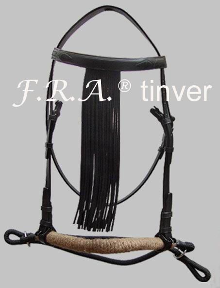 Bitless Bridle - Tinver