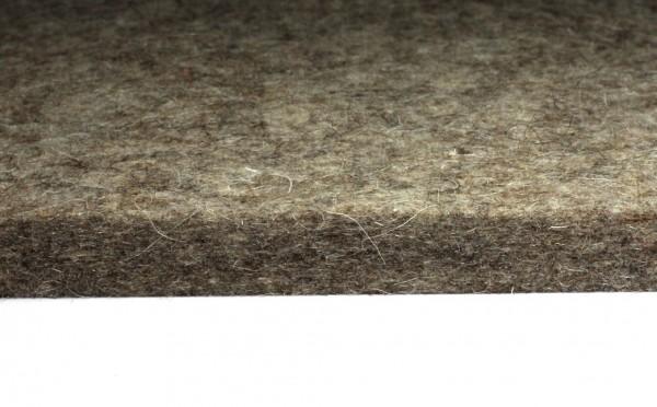 Pad Einlagen - 12mm Wollfilz