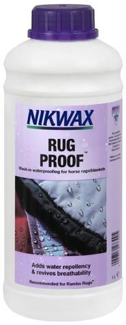 Nikwax Rug Proof - Imprägnierung für Pferdedecken