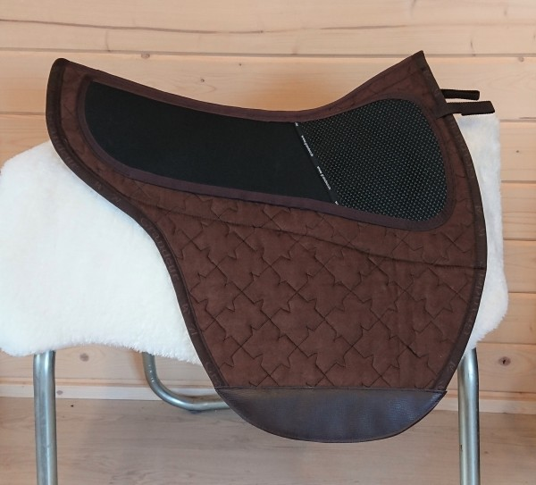 Grandeur Pad - Sattelform Freeform SB - Braun